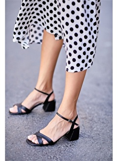 Tripy Klasik Topuklu Ayakkabı